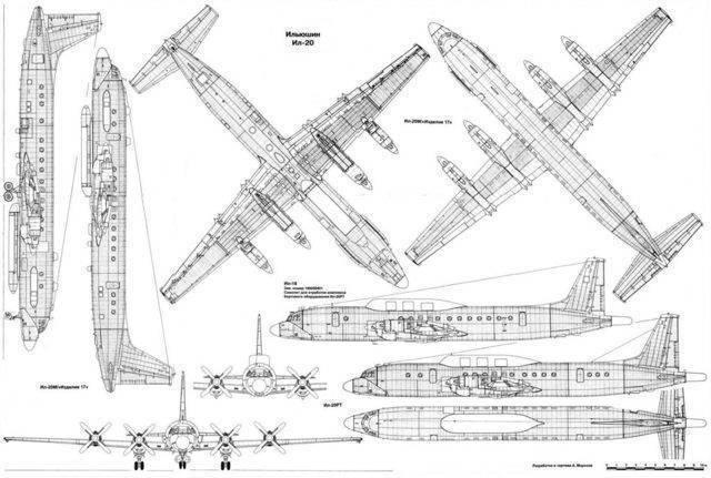 Самолет ил-62м: технические характеристики и фото