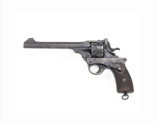 Webley revolvers - internet movie firearms database - guns in movies, tv and video games