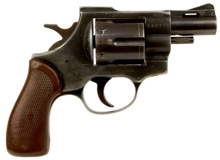 Arminius hw revolver series - internet movie firearms database - guns in movies, tv and video games