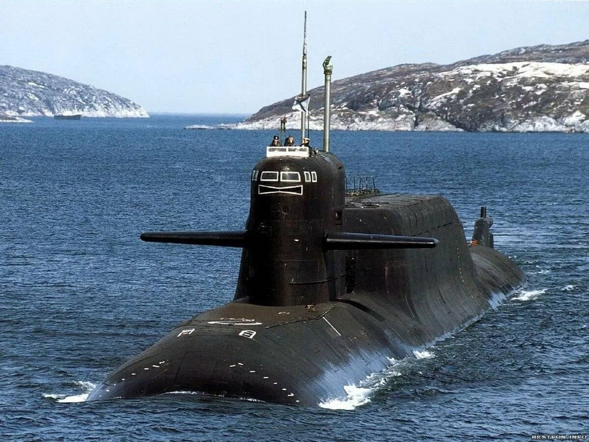 Подводные лодки проекта 667бдрм википедия