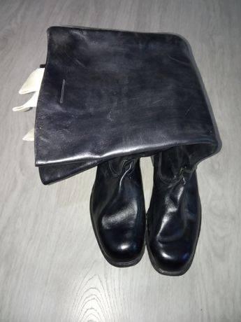 История появления обуви