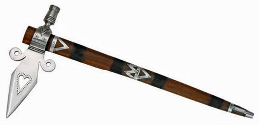 Как сделать томагавк из железнодорожного костыля своими руками. боевой топор томагавк: от истории к современности ковка топора из костыля