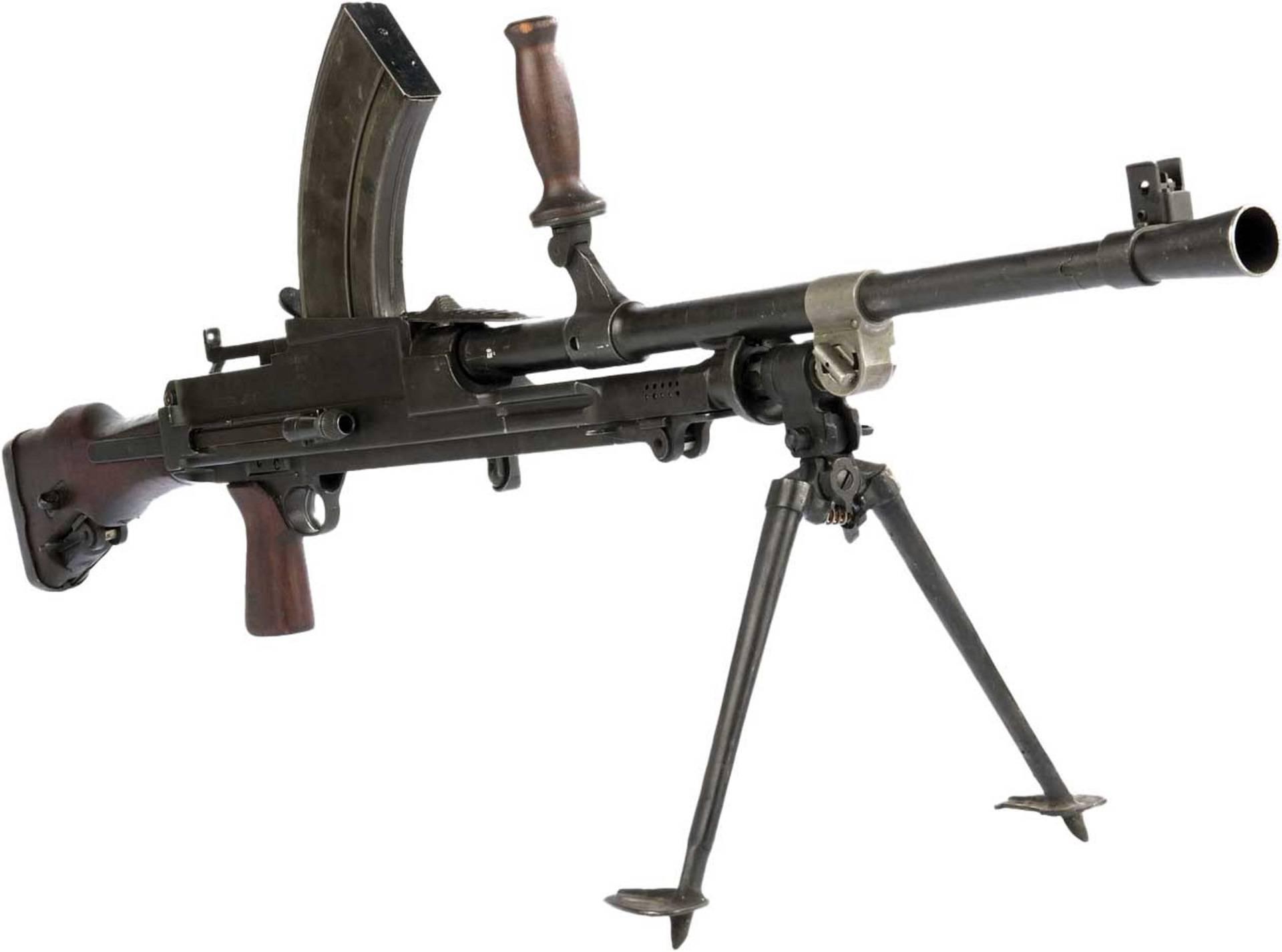 Брен пулемет - bren light machine gun - qwe.wiki