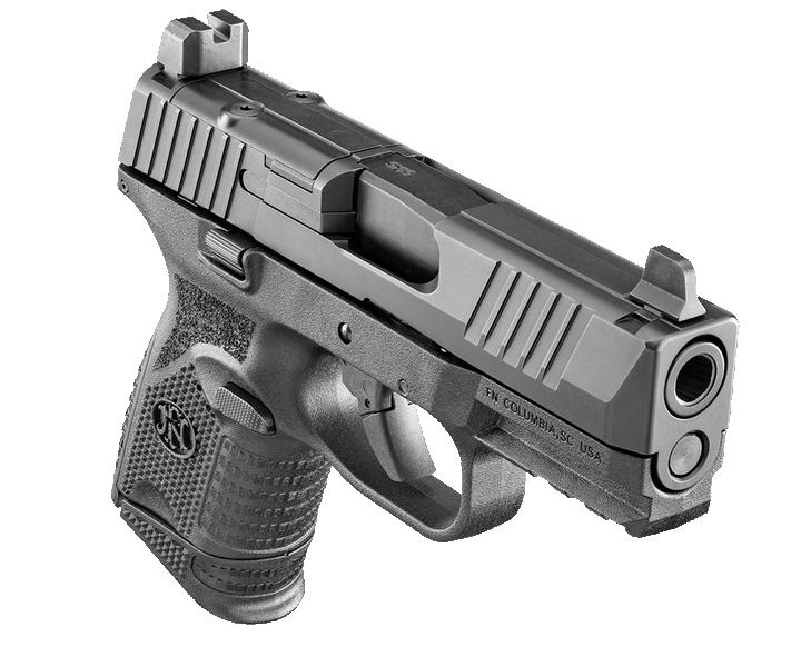Топ-5 новинок в мире пистолетов с крупнейшей оружейной выставки в сша | devsday.ru