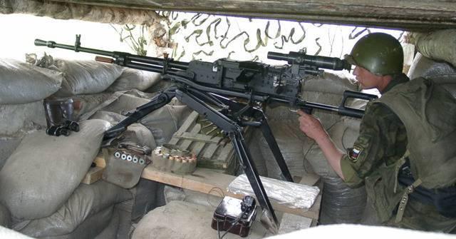 Пулемёт нсв-12,7 «утёс»