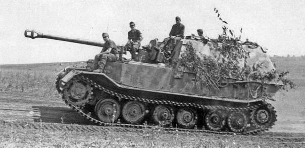 Немецкий фердинанд времен 2 й войны. сау фердинанд – мрачный брат «жука» на службе вермахта, или страшное детище порше