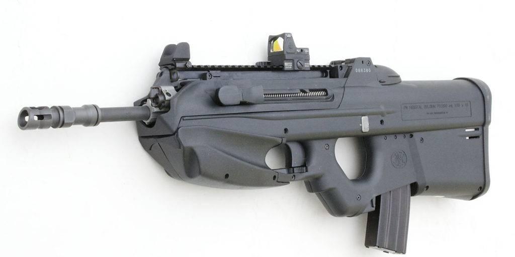 Штурмовая винтовка FN F2000