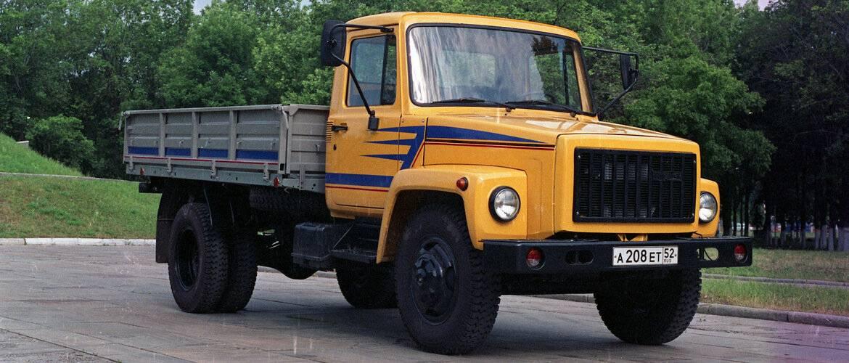 ГАЗ-3307 – новая внешность при старом двигателе