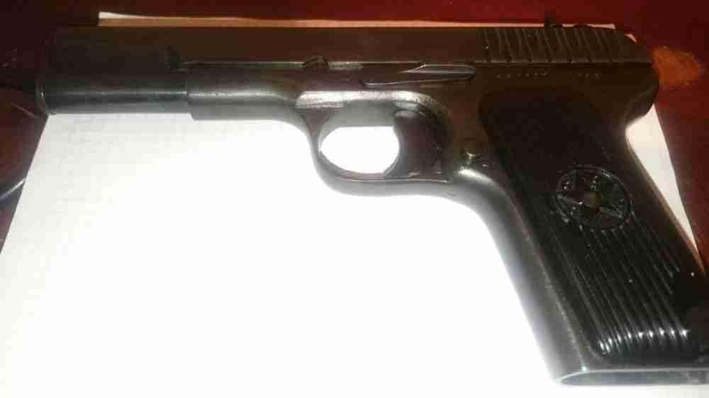 Русский характер. травматический пистолет ттк-f (ттк-ф)