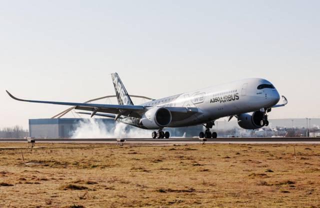 Airbus a350 xwb — википедия с видео // wiki 2