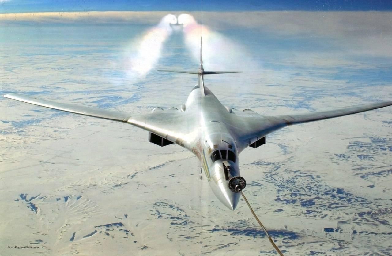 Ту-160.белый лебедь. фото. характеристики.