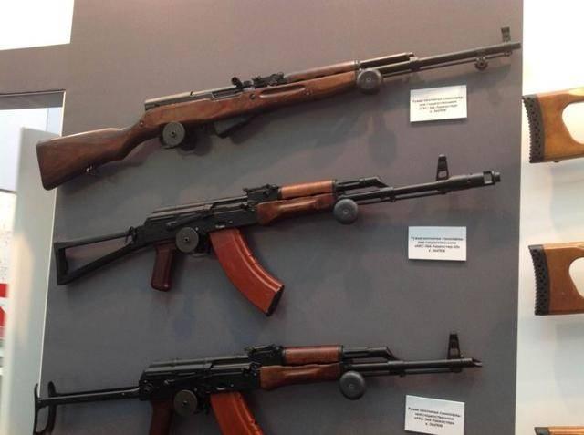 Карабин Вепрь-1В ВПО-147