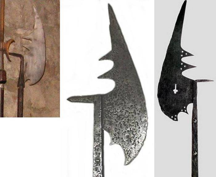 Алебарда: самое популярное оружие средневековой пехоты