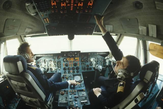 Ил-86. выдержки из рлэ. навигационное оборудование. — база знаний
