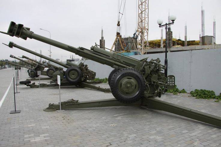 152-мм гаубица «пат-б» - вики