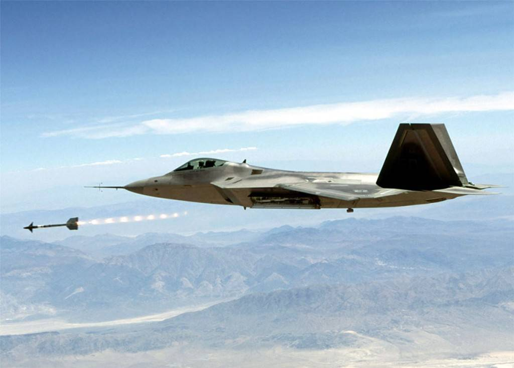 F-22a раптор