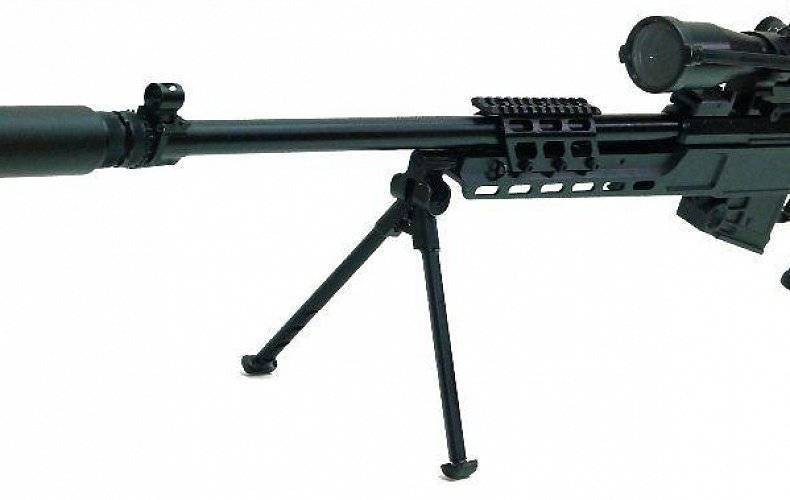 Св-99 винтовка снайперская — характеристики, фото, ттх