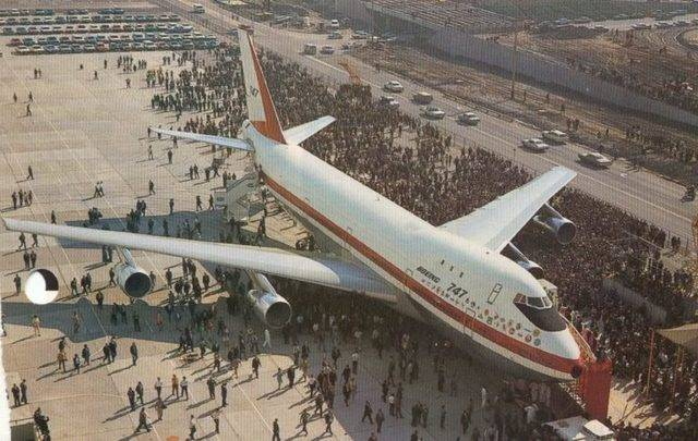 Боинг-727 – «Туполь» по-американски