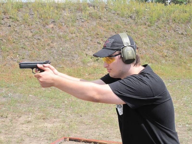 Анализ подготовки истратегия впрактической стрельбе