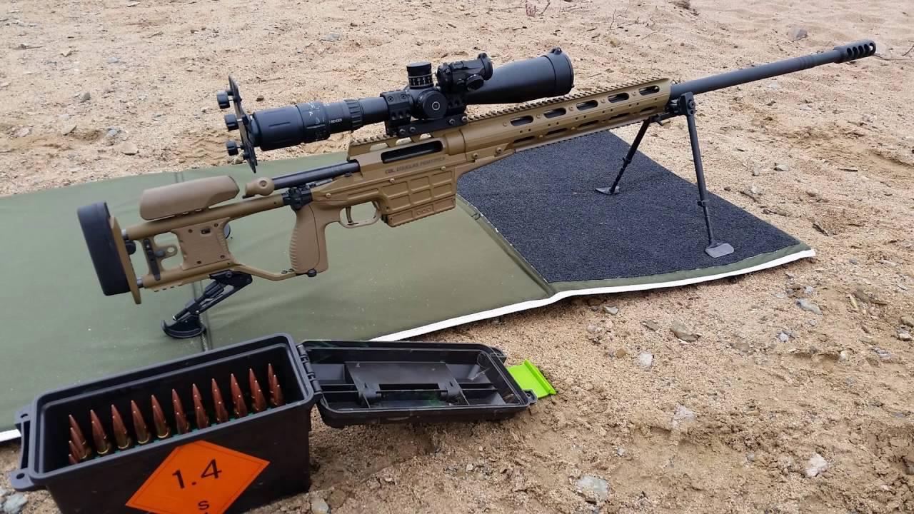 Топ 10 | лучшие снайперские винтовки