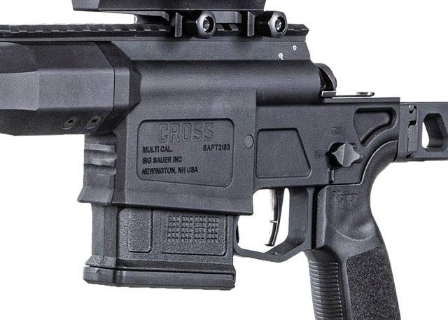 Снайперская винтовка Sig Sauer SSG 3000