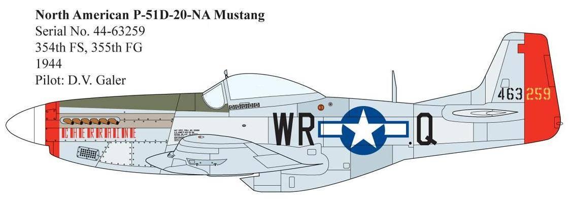 P-51 «мустанг» 4 | военный альбом