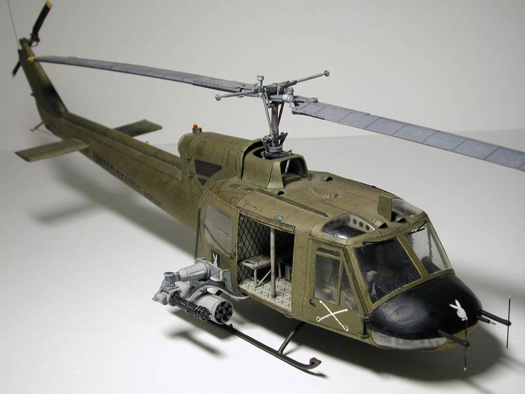 Bell uh-1 iroquois - вики