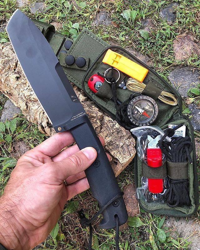 Лучшие ножи для выживания