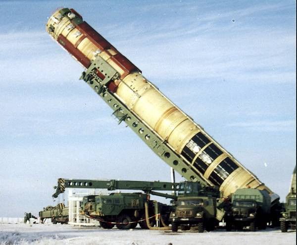 Мощнейшее оружие 20-го века – ракета «Сатана»