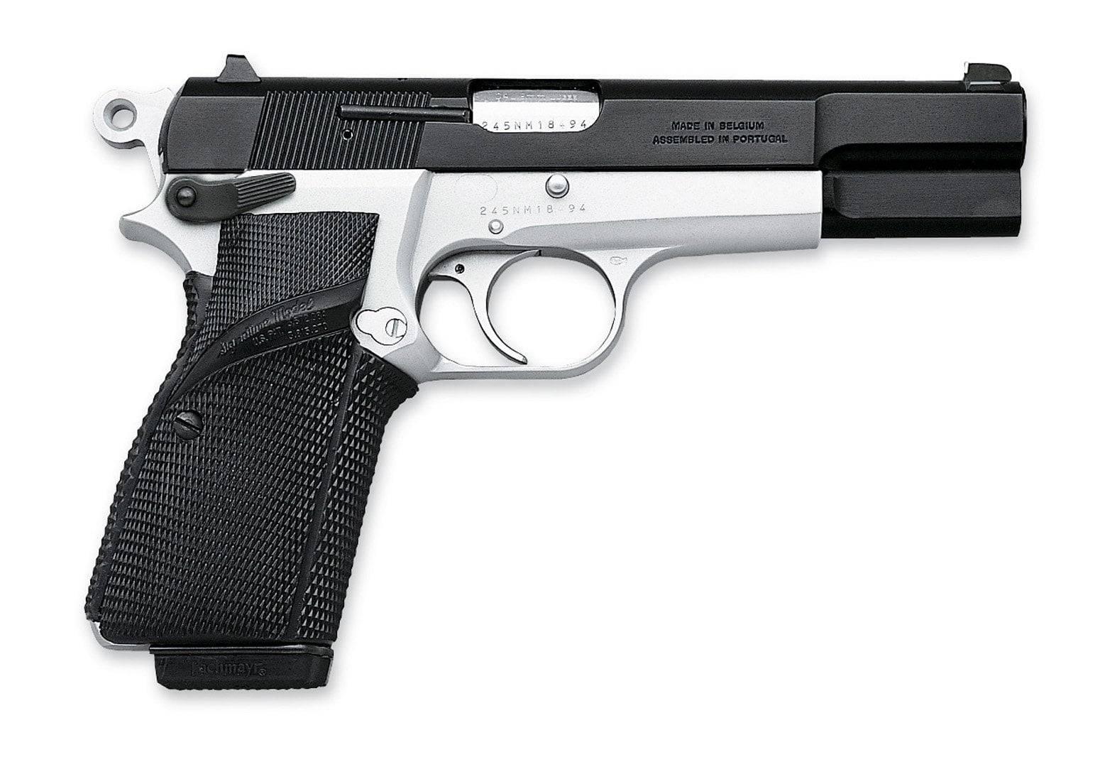 Пистолет baby browning