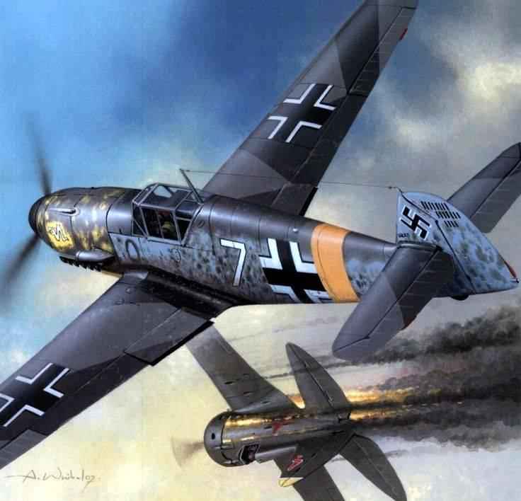 Messerschmitt bf.109t (мессершмитт bf.109t) — немецкий палубный истребитель-бомбардировщик времён второй мировой войны.