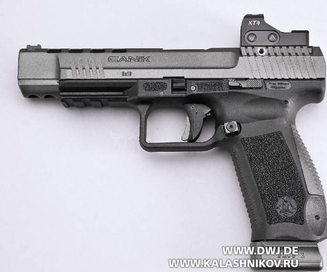 Травматический пистолет форт-9р | о р у ж и е