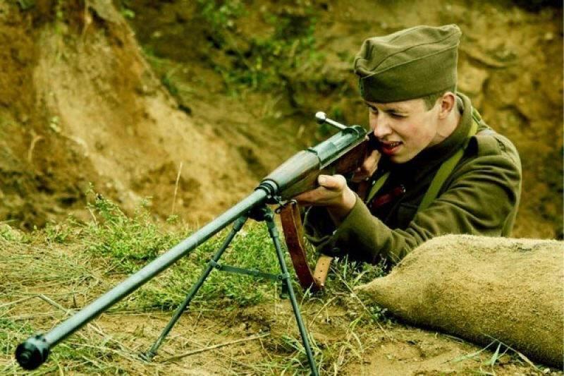 Противотанковое ружьё симонова (птрс) | армии и солдаты. военная энциклопедия