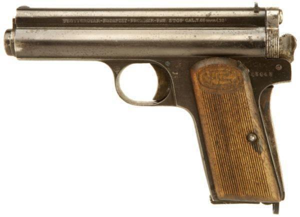 Пистолет frommer liliput
