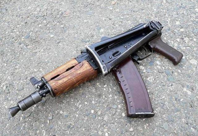 """Мро-а """"бородач"""" - малогабаритный реактивный огнемет калибр 72,5-мм"""