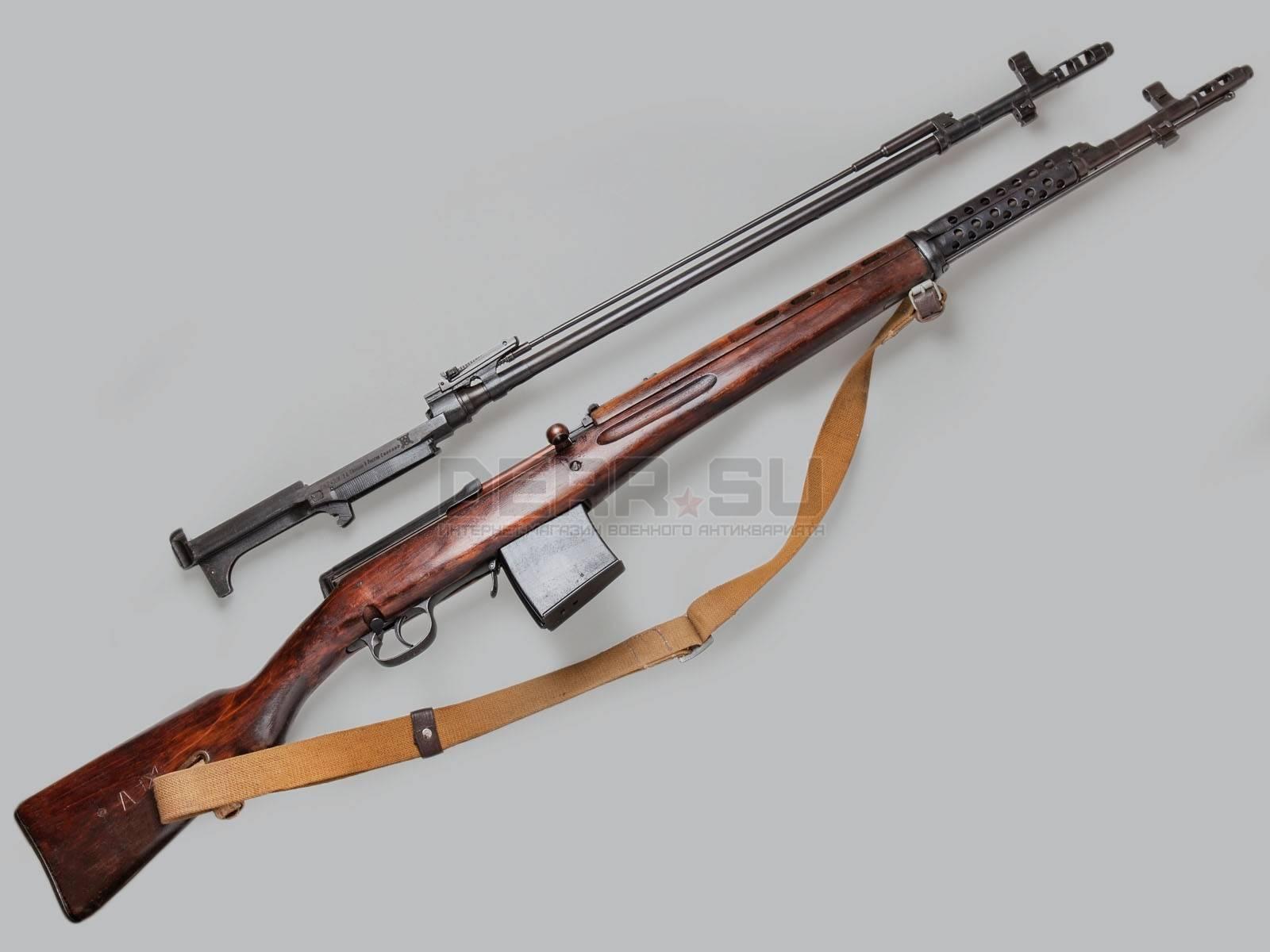 Свт-40 (самозарядная винтовка токарева) в интерактивном трехмерном симуляторе оружие героев