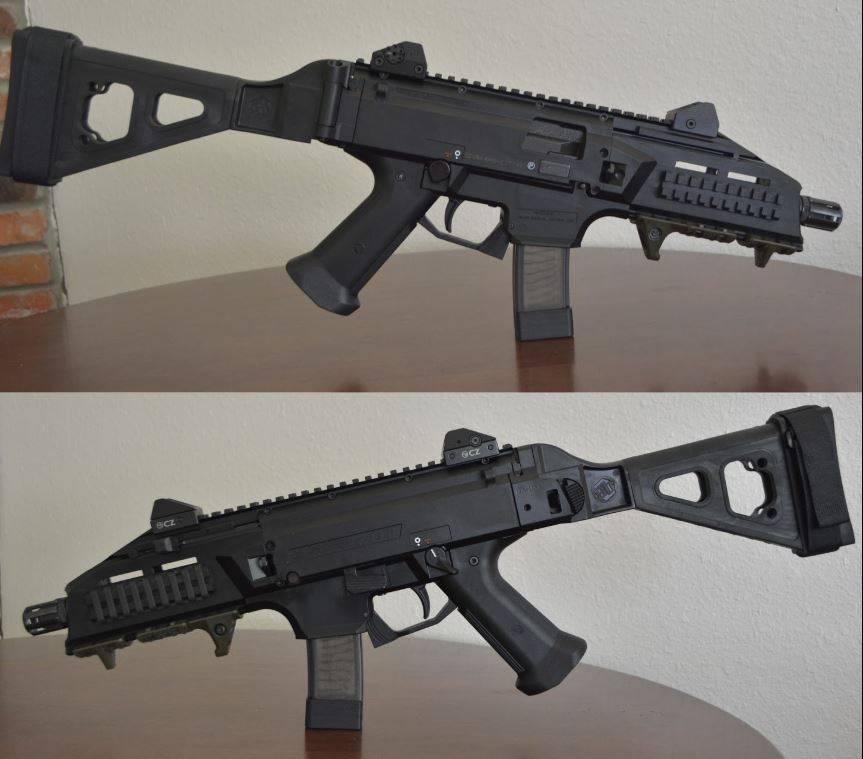 [review] cz scorpion evo 3 s1 carbine