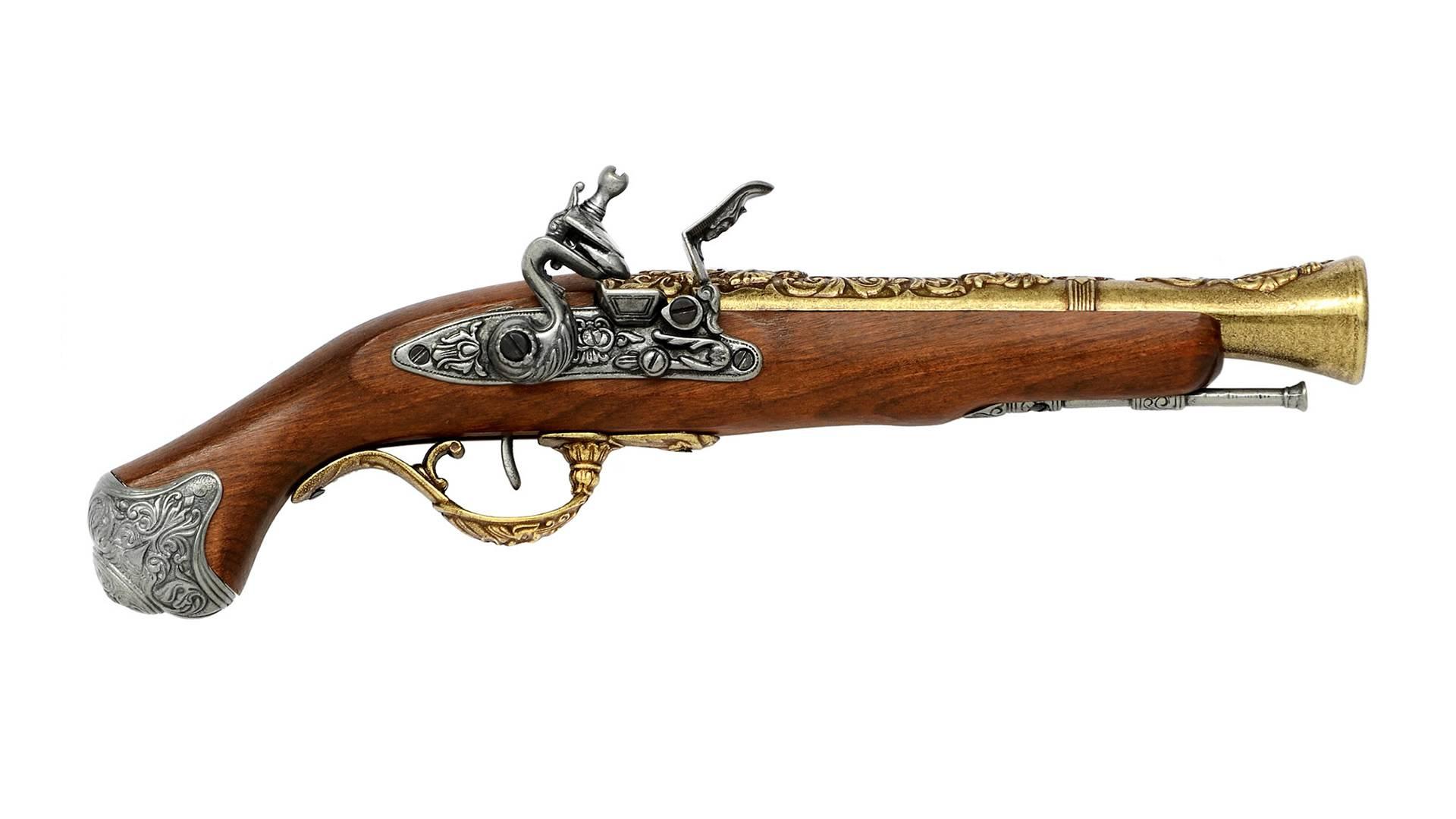 Мушкет — силы пехоты и оружие бравых солдат. оружие эпохи - мушкет кто изобрел мушкетон 16 века