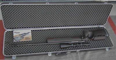 Снайперская винтовка sig-sauer ssg 3000