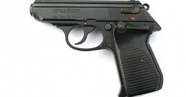 Травматический пистолет шмайсер ае790g1
