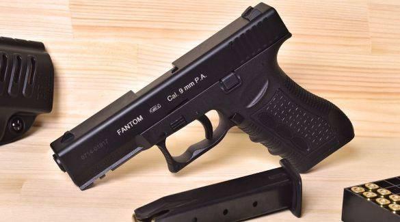 «фантом» для спортсмена. высокоточная винтовка bespoke gun phantom t