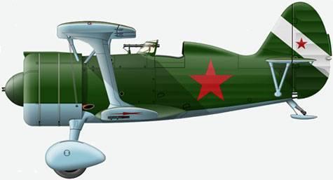 Истребитель и-15 бис (и-152) (ссср) | армии и солдаты. военная энциклопедия