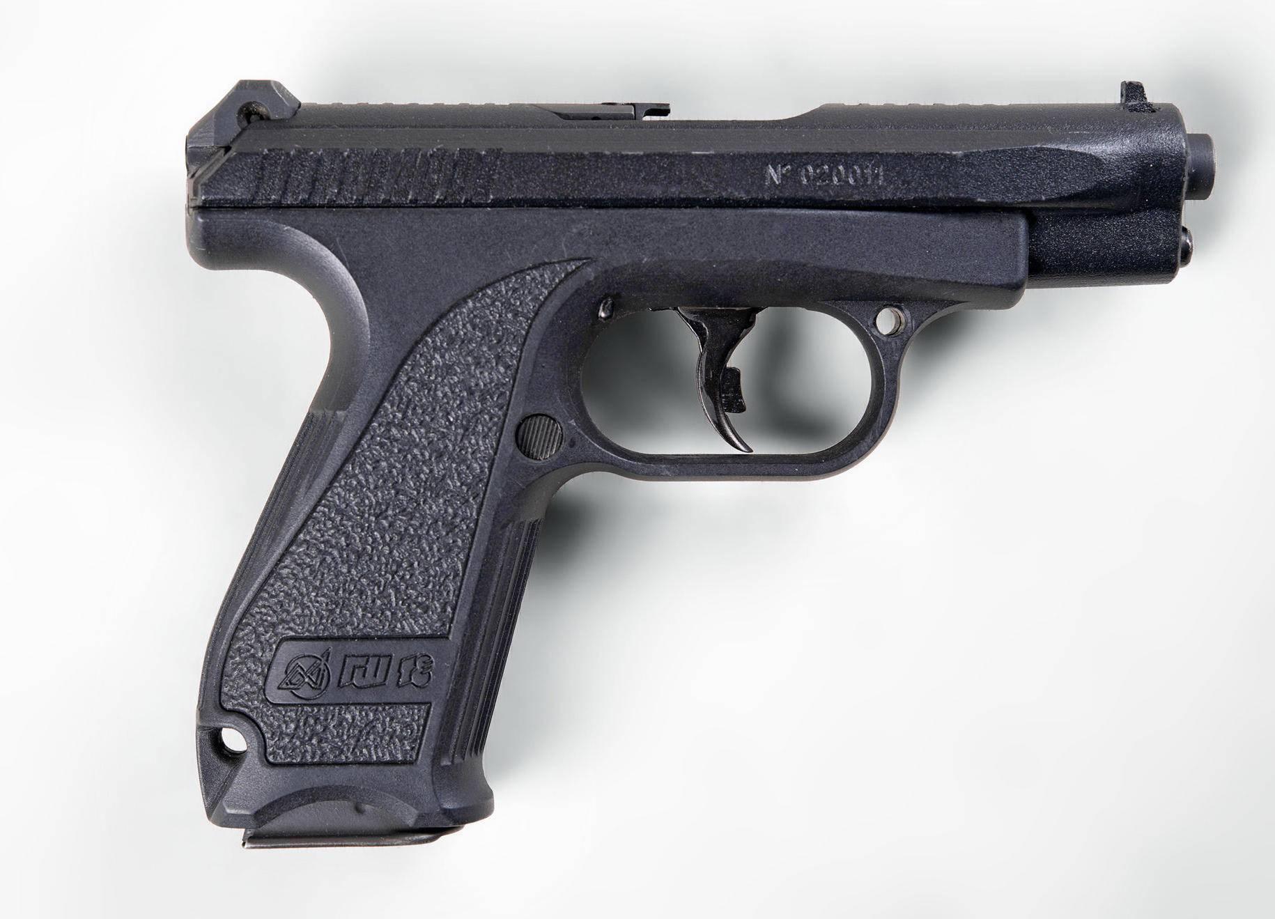 Лучшие пистолеты мира, топ 10