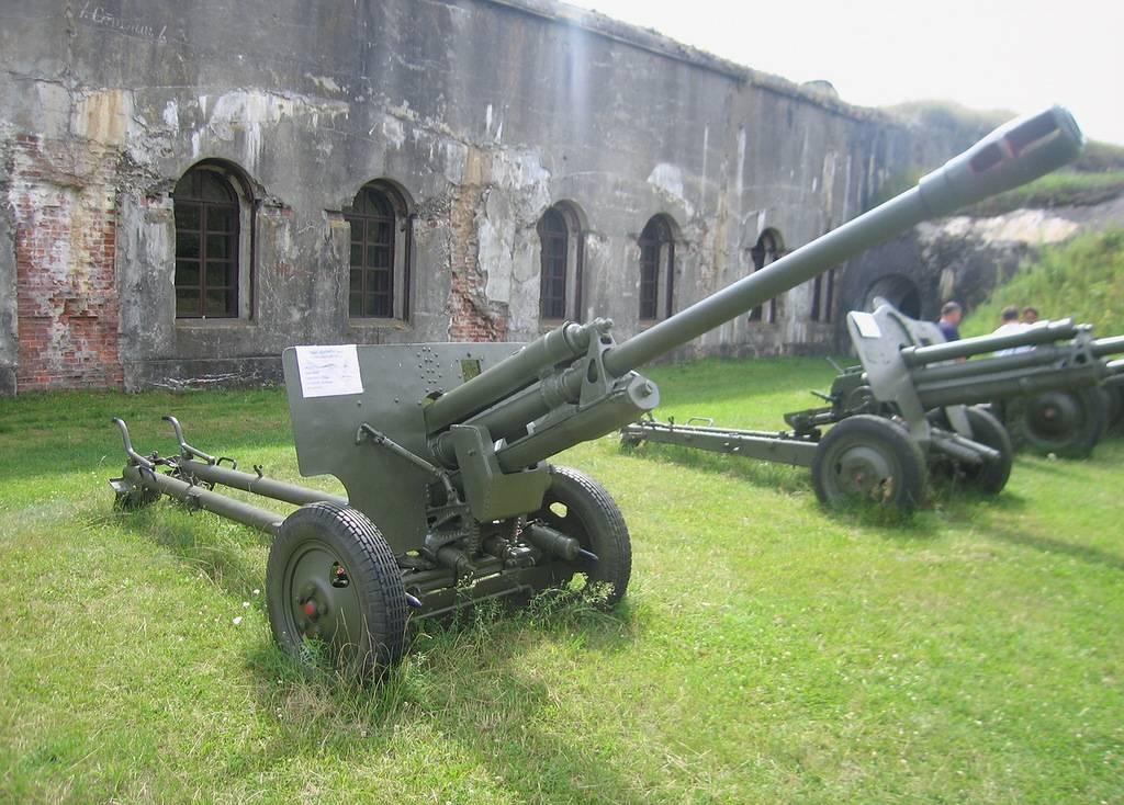 76-мм дивизионная пушка образца 1942 года (зис-3) — википедия. что такое 76-мм дивизионная пушка образца 1942 года (зис-3)