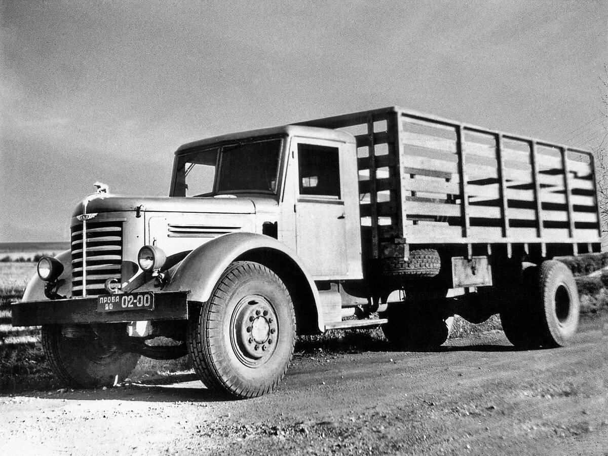Газ-51 образца 1939 года