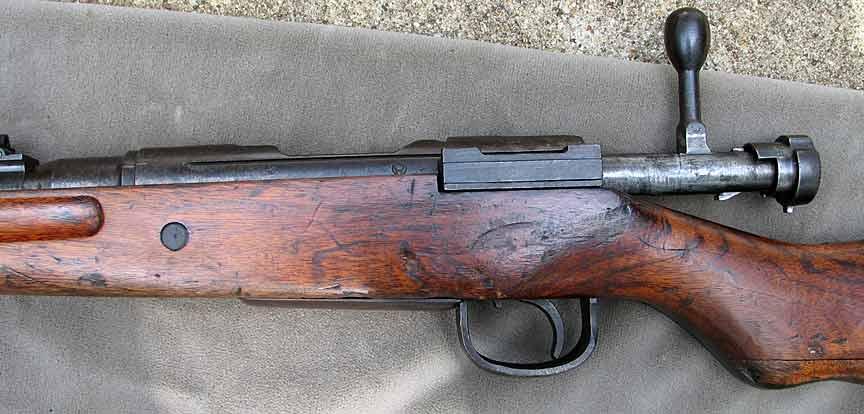 Cнайперская винтовка arisaka type 97