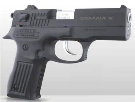 Пистолет Zigana C45