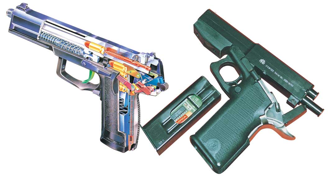 Самые скорострельные автоматы
