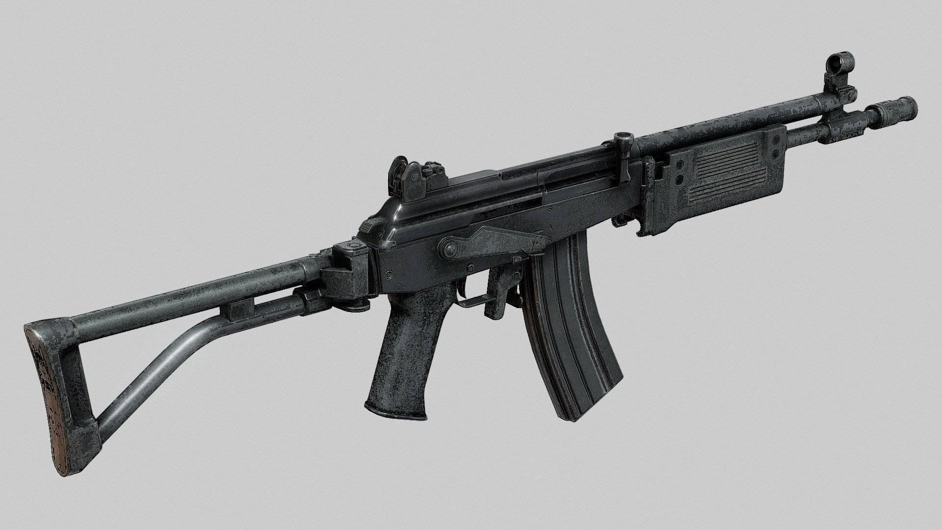 Галиль (штурмовая винтовка) википедия
