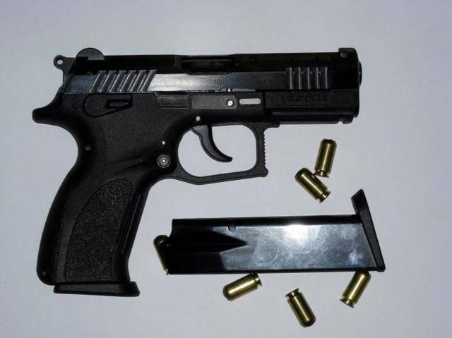 Травматический пистолет Фантом-Т